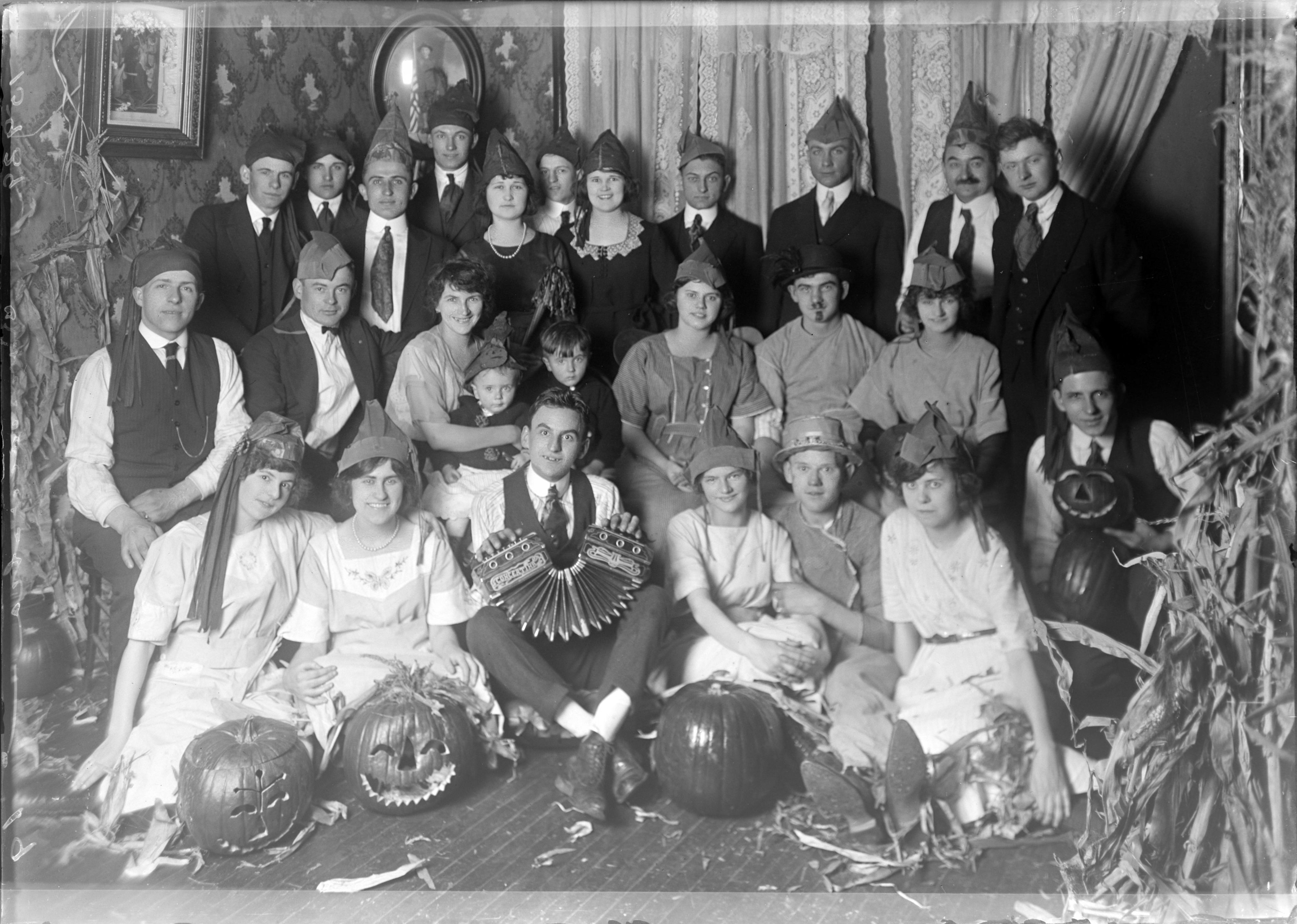 witches have long been a popular costume choice theres at least six at this 1923 halloween party in milwaukee