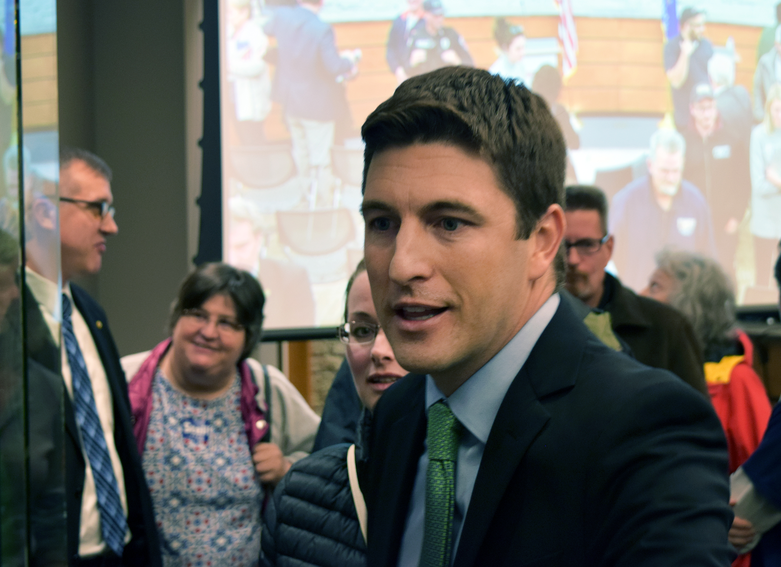 Congressman-Elect Bryan Steil Outlines His Priorities For
