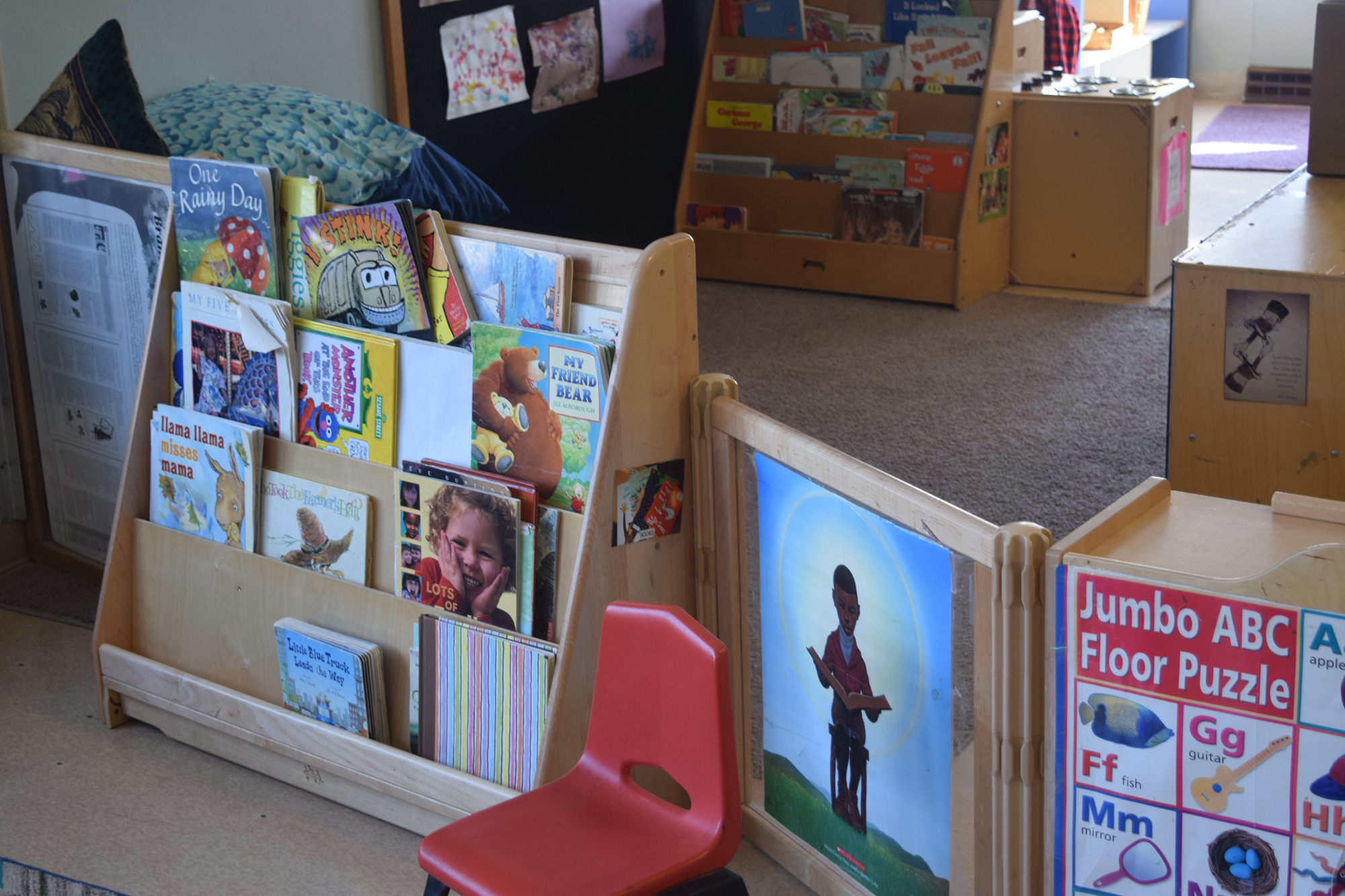 A Broken Market': Wisconsin's Shortage Of Child Care