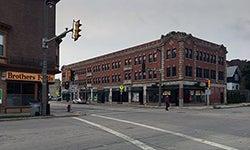 Milwaukee cityscape