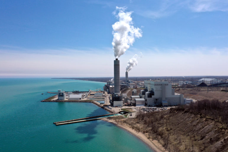 Oak Creek Power Plant and Elm Road Generating Station