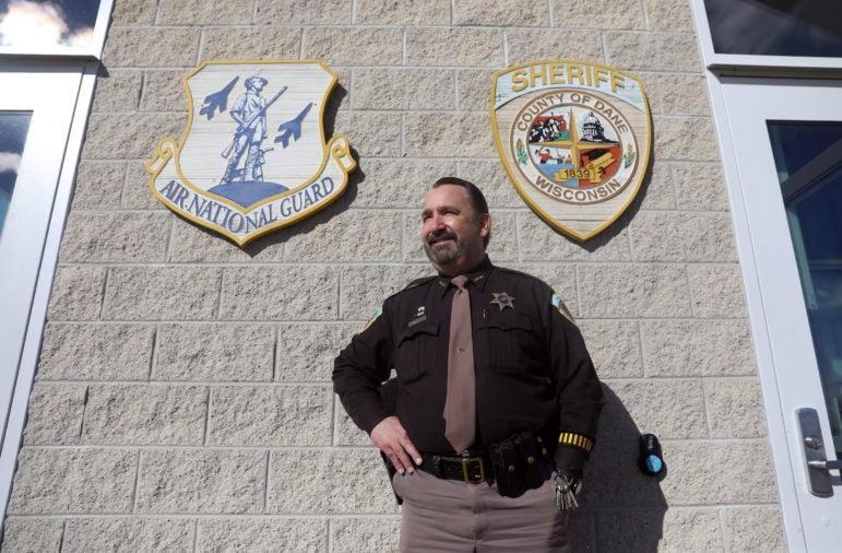 Dane County Sheriff Dave Mahoney
