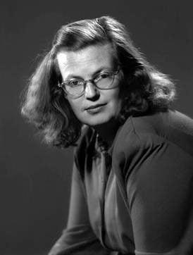 author Shirley Jackson