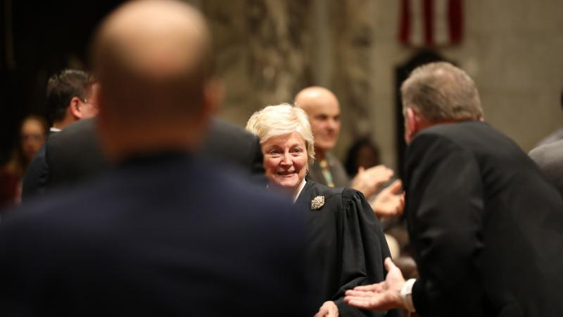 Wisconsin Supreme Court Chief Justice Patience Roggensack