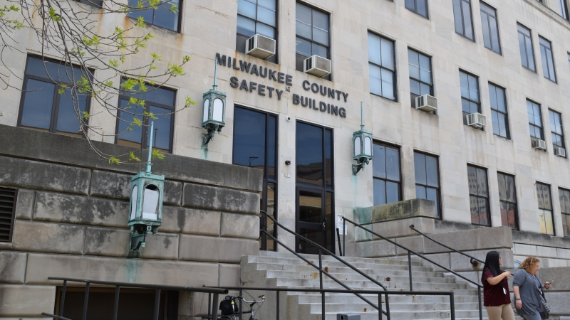 Milwaukee County public safety building, Milwaukee Sheriff's Office