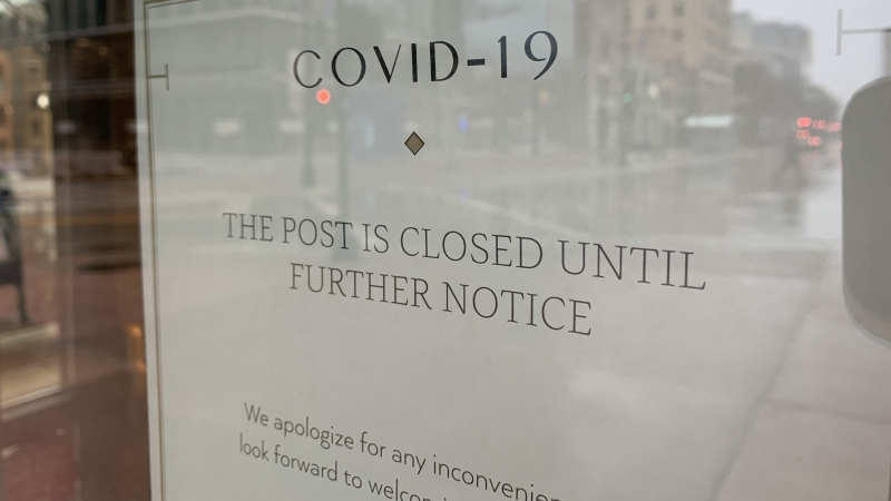 The Post bar in Madison closed in March due to COVID