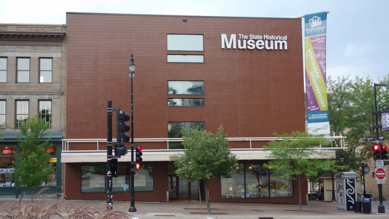 The Wisconsin Historical Museum