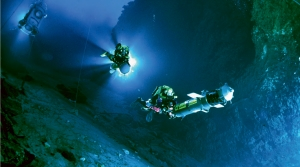 Read full article: A Cave Diver's Treks Through The Veins Of The Earth