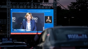 Read full article: Tammy Baldwin Focuses On Health Care, But Not COVID-19, During Convention Speech