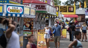 Read full article: More Than 50 Wisconsin Fairs Have Been Canceled This Summer, But The Brown County Fair Is Underway