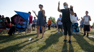 Read full article: Kenosha Faith Leaders, Parishioners Pray For Community In Wake Of Jacob Blake Shooting, Ongoing Protests