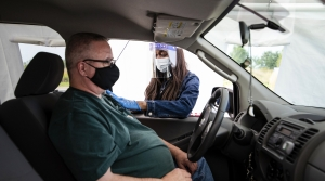 Read full article: COVID-19 Pandemic Prompts Drive-Thru Flu Shots In Wisconsin
