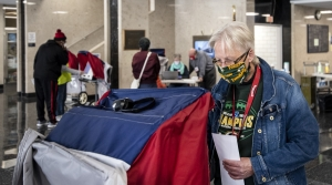 Read full article: Elections Head: Officials Can't Require Voters To Wear Masks In Polling Places
