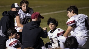 Read full article: As High School Football Draws To Close, Team Officials Say They're Grateful For Season
