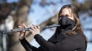 Read full article: Wisconsin Musician Creates Special Masks For Brass, Woodwind Players