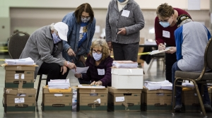 Read full article: Wisconsin Presidential Recount Continues After Weekend Of Conflict Between Officials, Observers