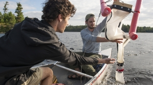 Read full article: UW-Eau Claire Researchers Find Microplastics In Boundary Waters Wilderness Area