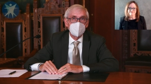 Read full article: Gov. Evers Warns Of 'New And Dangerous Phase' Of Pandemic In Wisconsin