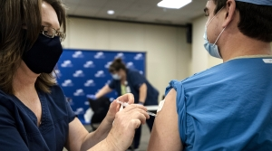 Read full article: Health Officials: Pandemic Progress Depends On More Than The Vaccine