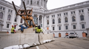 Read full article: Law Enforcement In Madison Prepares 'Enhanced' Presence Through Inauguration