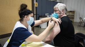 Read full article: Photos: COVID-19 Vaccine Brings Hope To Adults 65 And Older