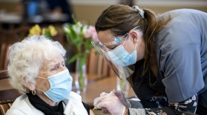Read full article: As New Cases Decline, Wisconsin Nursing Homes Feel Hope But Stay Cautious