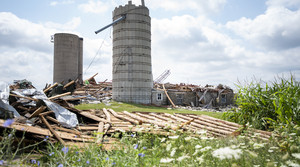 Read full article: 'It Only Takes One Storm': Clean Up Begins After Widespread, Severe Storms