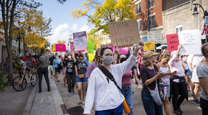 Read full article: Hundreds take part in Madison march for abortion rights