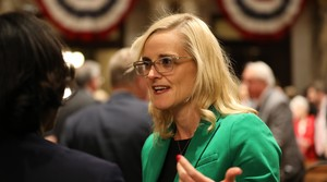 Read full article: Wisconsin Treasurer Sarah Godlewski To Run For US Senate