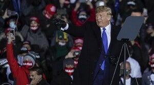 Read full article: Trump Says Pandemic Is 'Rounding The Turn' As Wisconsin Sees Deadliest Week Yet