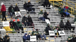 Read full article: Packers Sell Out Home Playoff Game, First Of The Season With Fans