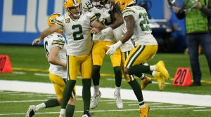 Read full article: Packers Take Control Of NFC But 'We're Definitely Not Done'