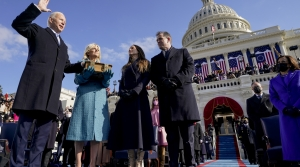 Read full article: Champagne, Ice Cream And Tears: Wisconsinites Celebrate Biden Inauguration
