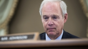 Sen. Ron Johnson questions nominee for Secretary of Commerce, Gina Raimondo, during her confirmation hearing
