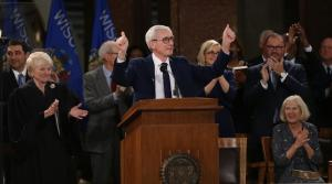 Read full article: Democrat Tony Evers Sworn In As Wisconsin's 46th Governor