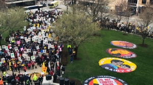 Read full article: Immigrants, Supporters Rally For Driver's Licenses, In-State Tuition At Wisconsin Capitol