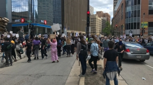 Read full article: Milwaukee County Official Sues Over His Arrest At Police Brutality Protest