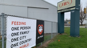 Read full article: As JBS Meatpacking Plant Reopens In Green Bay, Safety Concerns Still Surround Industry