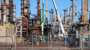 Read full article: Limited Work Resumes On Husky Oil Refinery Rebuild