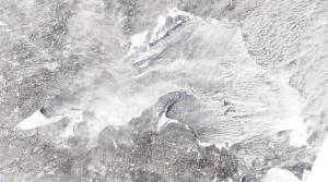 Read full article: Brrrrr! Lake Superior Reaches 90 Percent Ice Cover