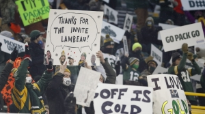 Read full article: Despite NFC Title Game Loss, Packers Fans Say They're Grateful For A Strong Season