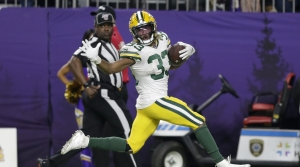Read full article: Packers, Aaron Jones Reportedly Reach Deal To Keep Running Back In Green Bay