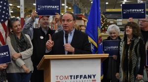 Read full article: Trump Ally Tom Tiffany Fought For GOP Causes In Legislature. Now He's Set His Sights On Congress
