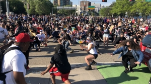 Read full article: George Floyd Protesters Block Traffic In Madison, March Through Milwaukee
