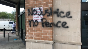 Walgreens vandalized in Milwaukee during protests