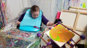 Read full article: Artists With Disabilities Helped By Madison Man's Technology Creations