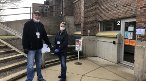 Read full article: 'It's Surreal': Local Wisconsin Officials Work To Keep Election Safe Amid COVID-19 Outbreak