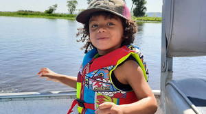 Read full article: 'We need the community's help': Search for 3-year-old Major P. Harris continues