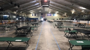 Read full article: Homeless Shelters Moving Into Ice Rinks, Recreation Centers Amid COVID-19