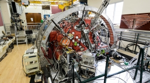 "UW-Madison researchers use the ""Big Red Plasma Ball"" to study the properties of plasma"